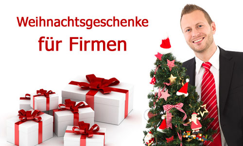 Firmengeschenke und Weihnachtsgeschenke für Firmen