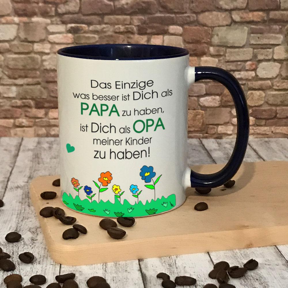 Schönes Geschenk Für Den Papa Opa