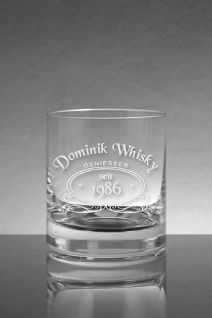 "Whiskyglas [PARIS] ""Whiskylogo 1"""